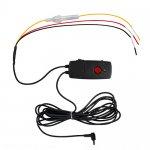 อุปกรณ์ทำให้กล้องทำงานขณะจอดรถทิ้งไว้ LUKAS LK-290-12/24VT Power Cable for LUKAS Black Box *B Type