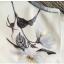 ชุดเดรสคลุมท้อง ลายดอกไม้ M,L,XL thumbnail 6