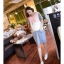 ชุดเดรสคลุมท้องเปิดให้นม สี ชมพู ขาว เทา น่ารัก สดใส thumbnail 1