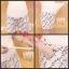 กางเกงคนท้อง สีสดใส ต่อด้วยผ้ายืดพยุงครรภ์ มีสายปรับขนาดครรภ์ M,L,XL thumbnail 5