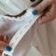 ชุดเสื้อ+กางเกงคนท้อง ผ้าชีฟอง ลายดอกไม้ 3มิติ กางเกงมีสายปรับขนาดภรรภ์ M,L,XL,XXL thumbnail 5