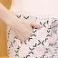 กางเกงคนท้อง สีสดใส ต่อด้วยผ้ายืดพยุงครรภ์ มีสายปรับขนาดครรภ์ M,L,XL thumbnail 4