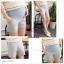 กางเกงคนท้อง ขาสั้น สีเทา ลายสก๊อต M,L,XL,XXL thumbnail 2