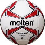 ฟุตบอล MOLTEN F5V2000 เบอร์ 5 สีขาว/แดง/ดำ R