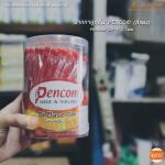 ปากกาลูกลื่น Pencom OG-4 0.5mm. (หมึกสีแดง) กระปุก/50ด้าม