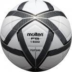 ฟุตซอล MOLTEN F9G1500 สีเทา/ดำ KS