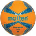 ฟุตบอล MOLTEN F5V2000 เบอร์ 5 สีส้ม/น้ำเงิน OB