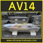 เรือท้องวี รุ่น AV14