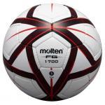 ฟุตบอล MOLTEN F5G1700 เบอร์ 5 สีขาว/ดำ/แดง KR