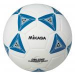 ฟุตบอล MIKASA SS50 เบอร์ 5 สีขาว/น้ำเงิน B