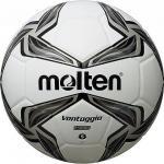 ฟุตบอล MOLTEN F5V1500 สีขาว/เทา/ดำ K