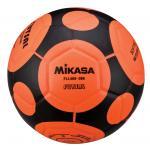 ฟุตซอล MIKASA FLL400 สีดำ/ส้ม OBK