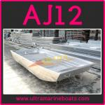 เรือท้องแบน รุ่น AJ12