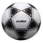 ฟุตซอล MOLTEN F9T1500 สีขาว/ดำ/เทา KS