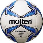 ฟุตบอล MOLTEN F5V2000 เบอร์ 5 สีขาว/น้ำเงิน/ดำ BL