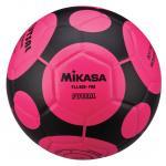ฟุตซอล MIKASA FLL400 สีดำ/ชมพู PBK