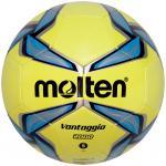 ฟุตบอล MOLTEN F5V2000 เบอร์ 5 สีเหลืองมะนาว/น้ำเงิน LB