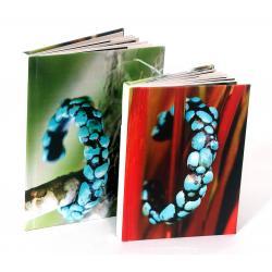 PhotoBook ขนาด 8x12 นิ้ว แนวตั้ง 20หน้า ปกแข็งพิเศษ เคลือบร้อน