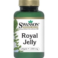 Swanson Premium Royal Jelly Equivalent to 1,000 mg 100 Softgels