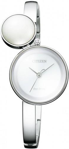 นาฬิกาผู้หญิง Citizen Eco-Drive รุ่น EW5490-59A, Ambiluna Sapphire Elegant