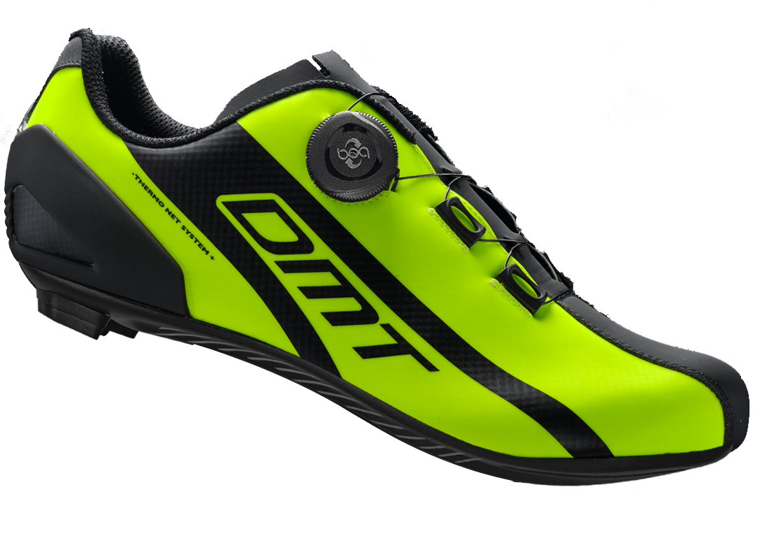 DMT R5 YELLOW FLUO BLACK