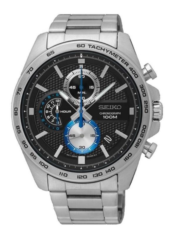 นาฬิกาผู้ชาย Seiko รุ่น SSB257P1, Chronograph Tachymeter