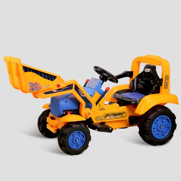 รถแบตเตอรี่ ตักดิน LNW002 Excavator Kids