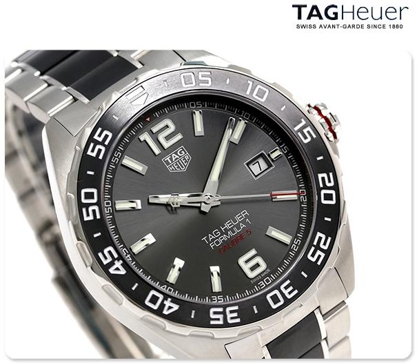 นาฬิกาผู้ชาย Tag Heuer รุ่น WAZ2011.BA0843, Formula 1 Automatic