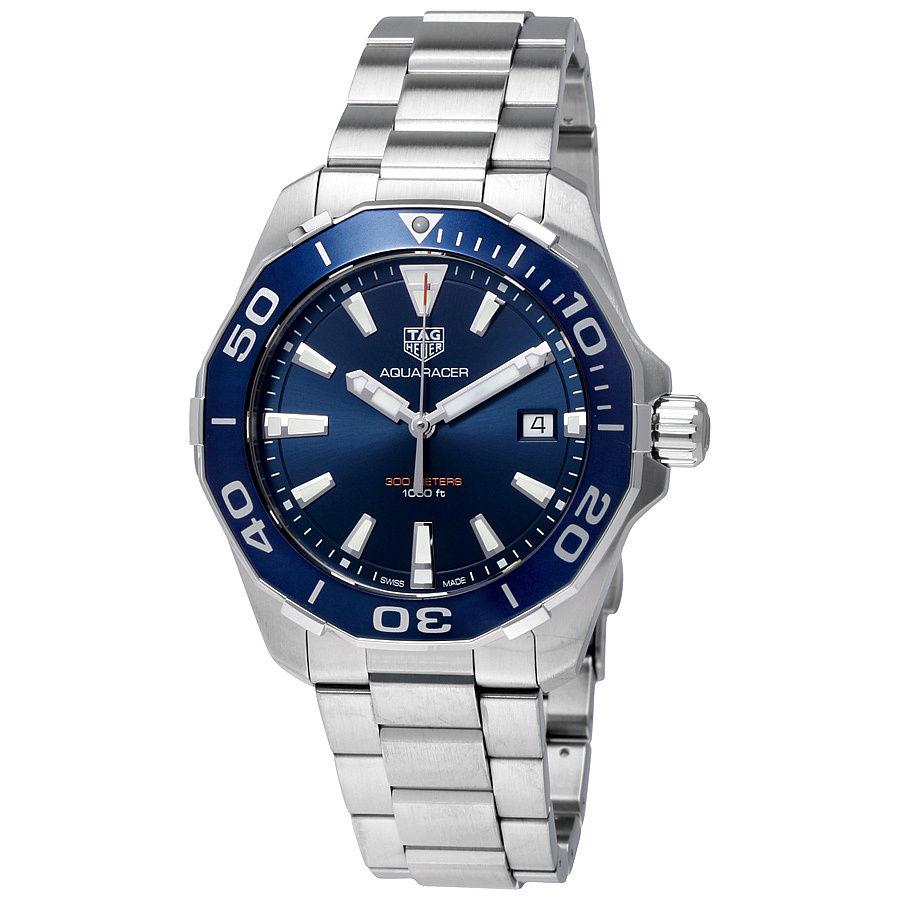 นาฬิกาผู้ชาย Tag Heuer รุ่น WAY111C.BA0928, Aquaracer Quartz