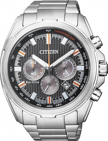 นาฬิกาข้อมือผู้ชาย Citizen Eco-Drive รุ่น CA4220-55E, 100m Multi-Dial Chronograph