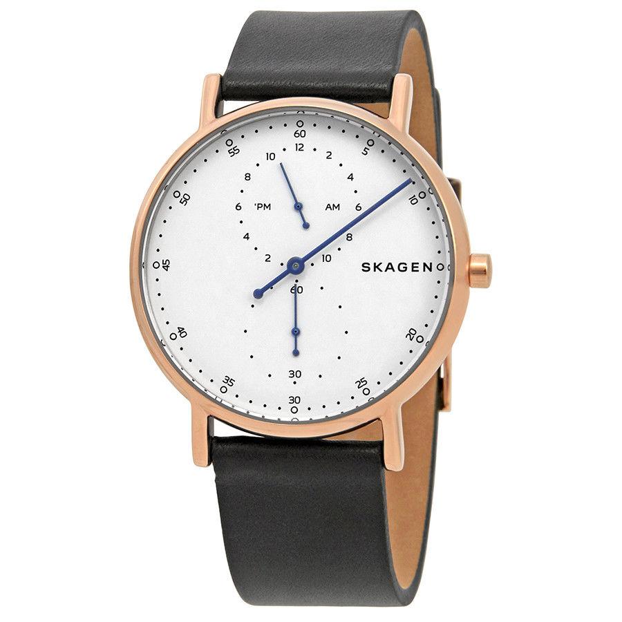 นาฬิกาผู้ชาย Skagen รุ่น SKW6390, Signatur One-Hand Quartz Men's Watch