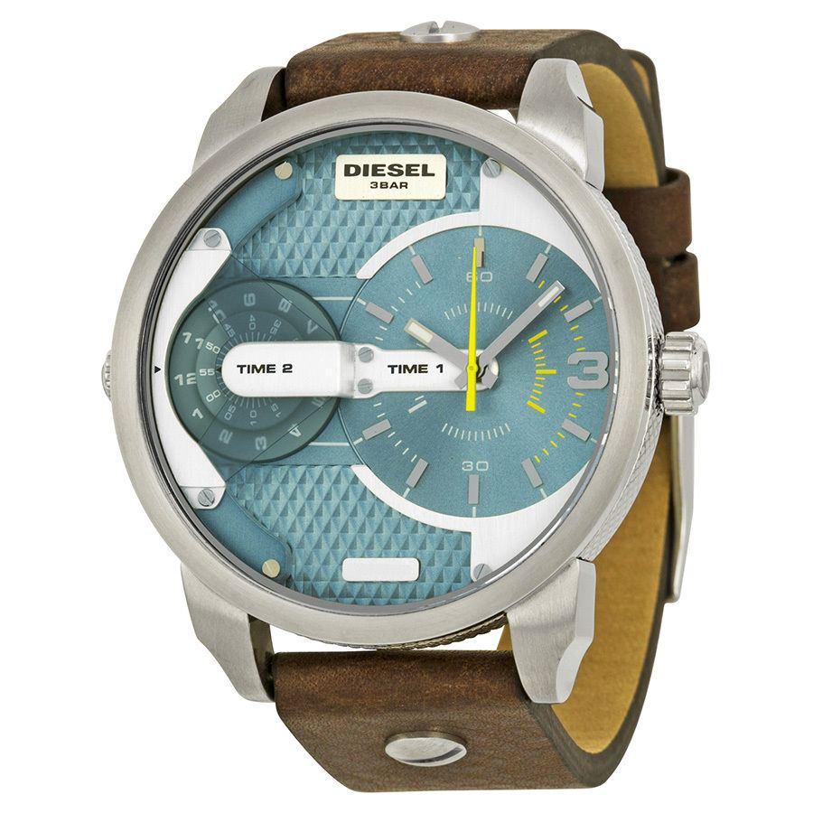 นาฬิกาผู้ชาย Diesel รุ่น DZ7321, Mini Daddy Dual Time Dial