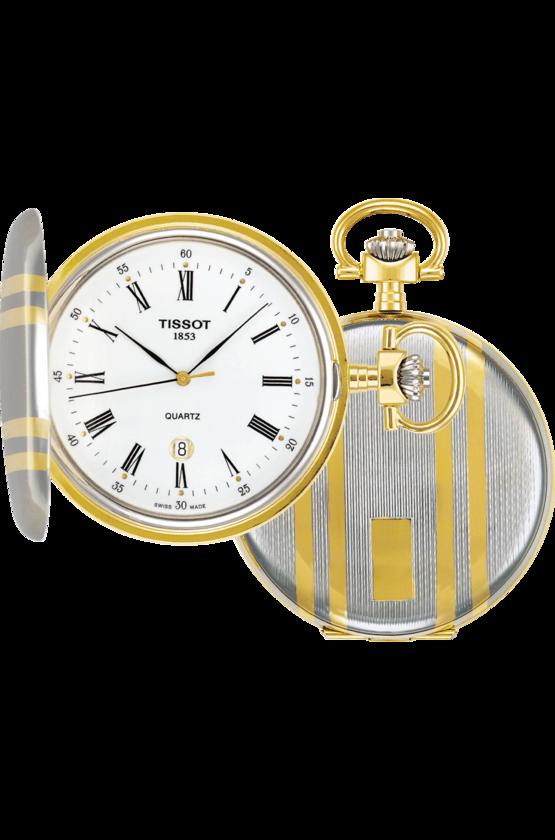 นาฬิกาพกพา Tissot รุ่น T83855313, Savonnettes