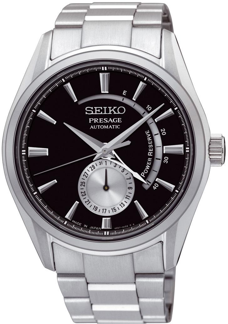 นาฬิกาผู้ชาย Seiko รุ่น SSA351J1, Presage Automatic Japan