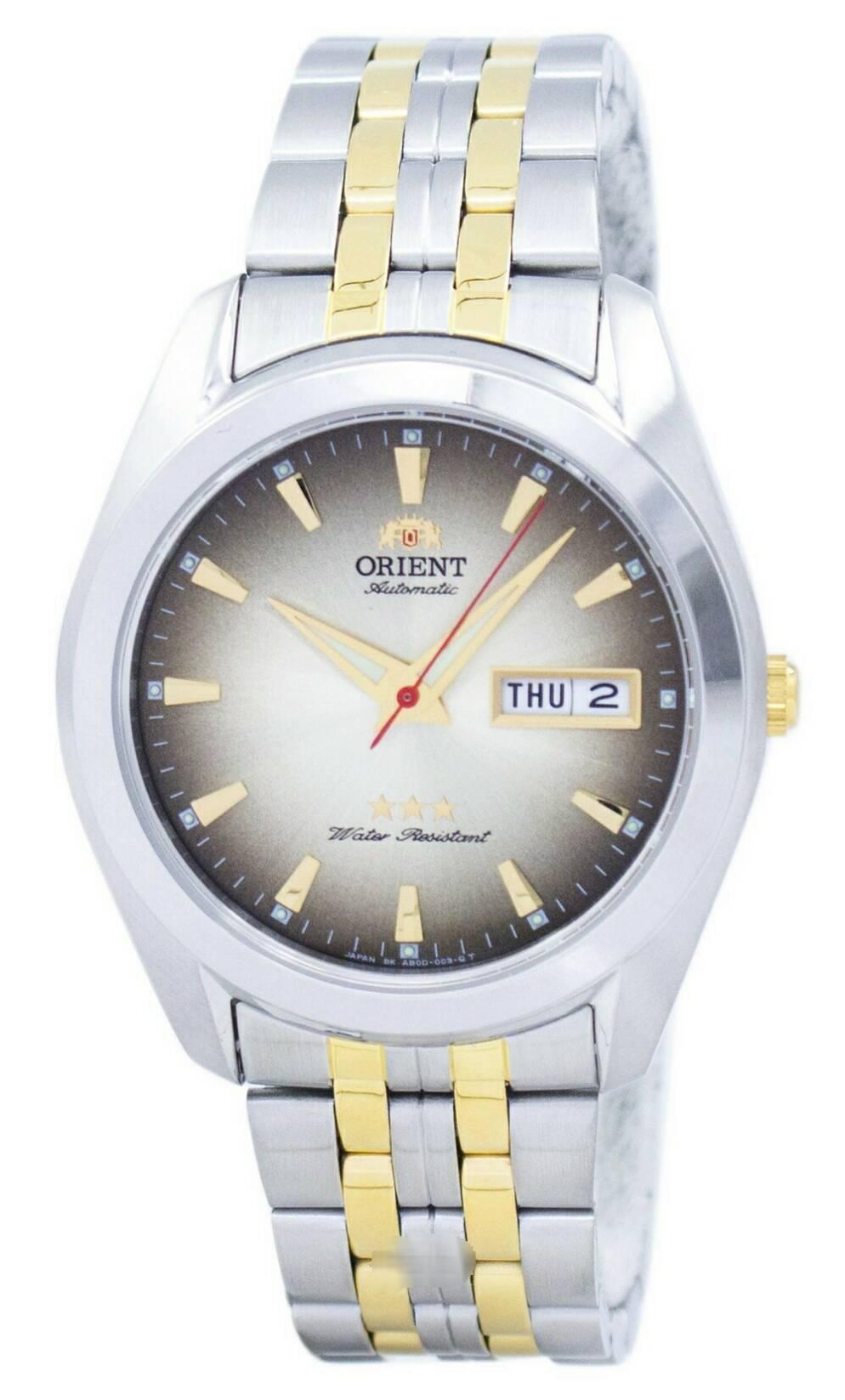 นาฬิกาผู้ชาย Orient รุ่น SAB0D002U8, Automatic Men's Watch