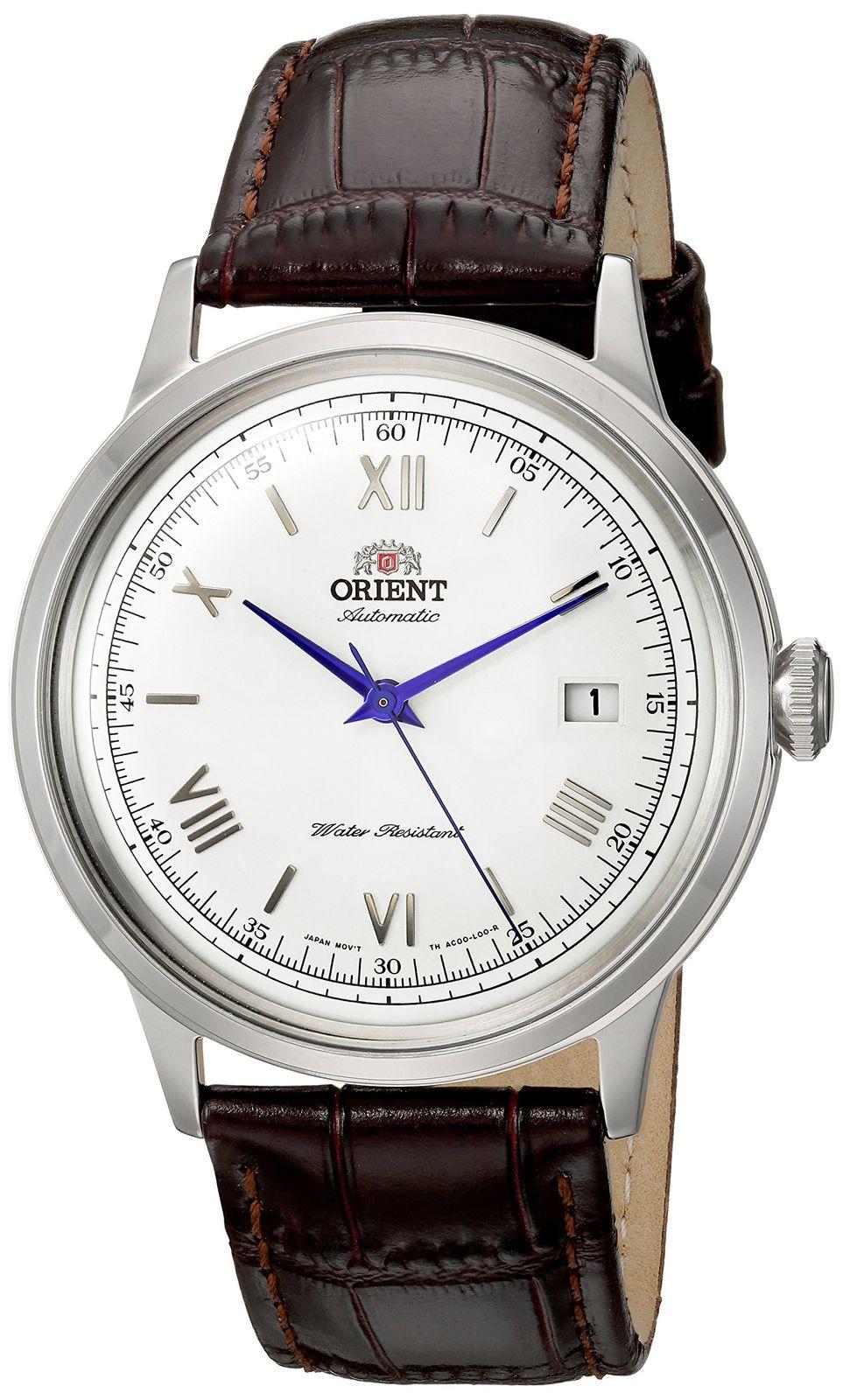 นาฬิกาผู้ชาย Orient รุ่น FAC00009W0, 2nd Generation Bambino Version 2 Automatic
