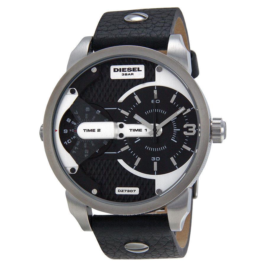 นาฬิกาผู้ชาย Diesel รุ่น DZ7307, Mini Daddy Black