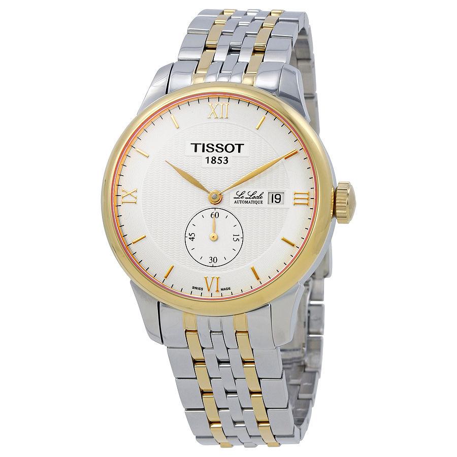 นาฬิกาผู้ชาย Tissot รุ่น T0064282203801, LE LOCLE AUTOMATIC PETITE SECONDE