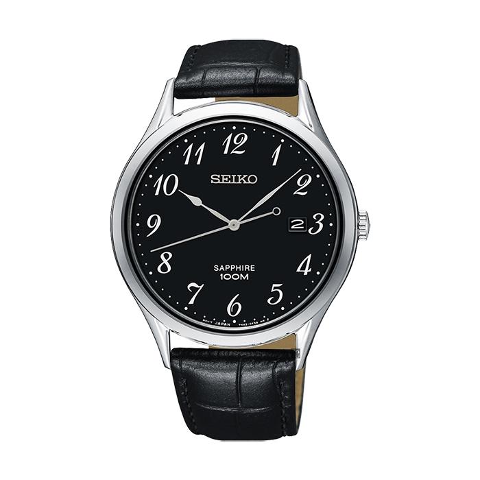 นาฬิกาผู้ชาย Seiko รุ่น SGEH77P1, Quartz