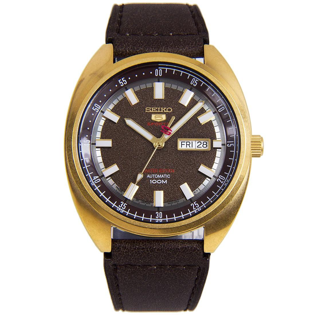 นาฬิกาผู้ชาย Seiko รุ่น SRPB74J1, 5 Sports Automatic Limited Edition Japan