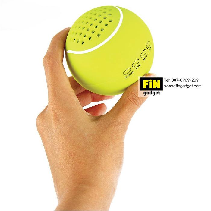 ลำโพงบลูทูธลูกเทนนิส Tennis Box S8 Apollo