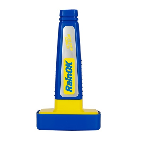 Bullsone Rainok ULTIMATE GLASS CLEAN ผลิตทำความสะอาดรถยนต์ ลบคราบไขมันน้ำและขี้ผึ้งบนกระจกรถยนต์หรือกระจก ใช้ได้กับคราบฝังแน่นที่ล้างออกยาก