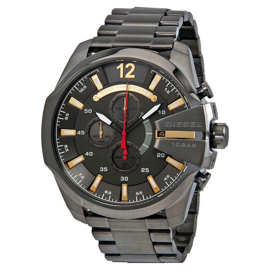 นาฬิกาผู้ชาย Diesel รุ่น DZ4421, Mega Chief