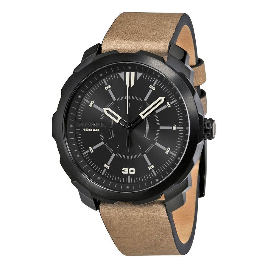 นาฬิกาผู้ชาย Diesel รุ่น DZ1788, Machinus Black Dial