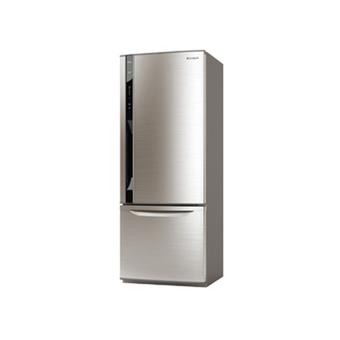 ตู้เย็น 2 ประตู 14.4 คิว Panasonic NR-BW465VN สีเงิน