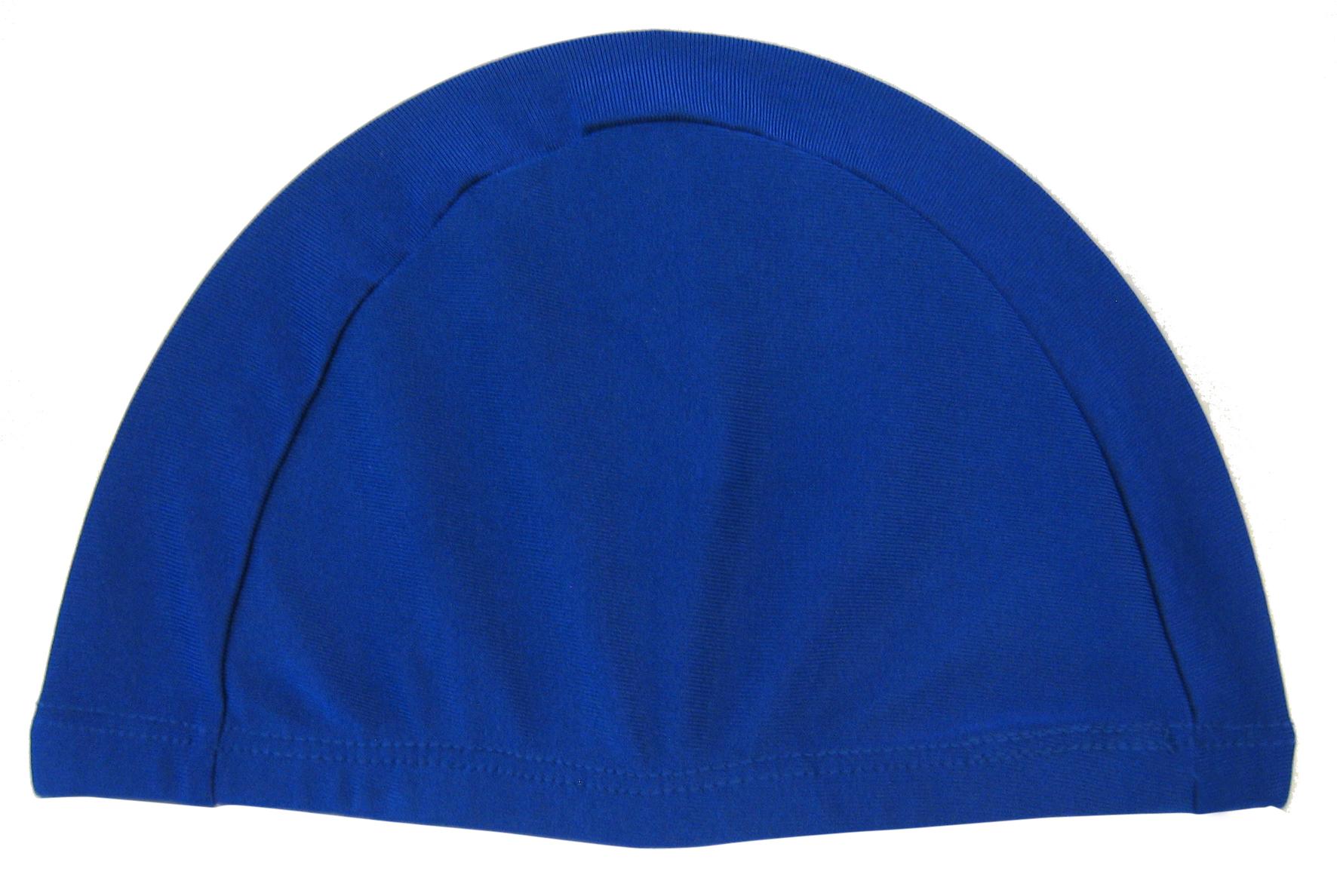 หมวกว่ายน้ำผ้า THAISPORTS คละสี