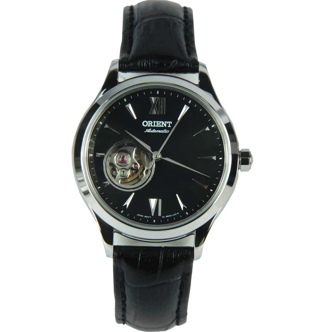 นาฬิกาผู้หญิง Orient รุ่น FDB0A004B0, Automatic Open Heart
