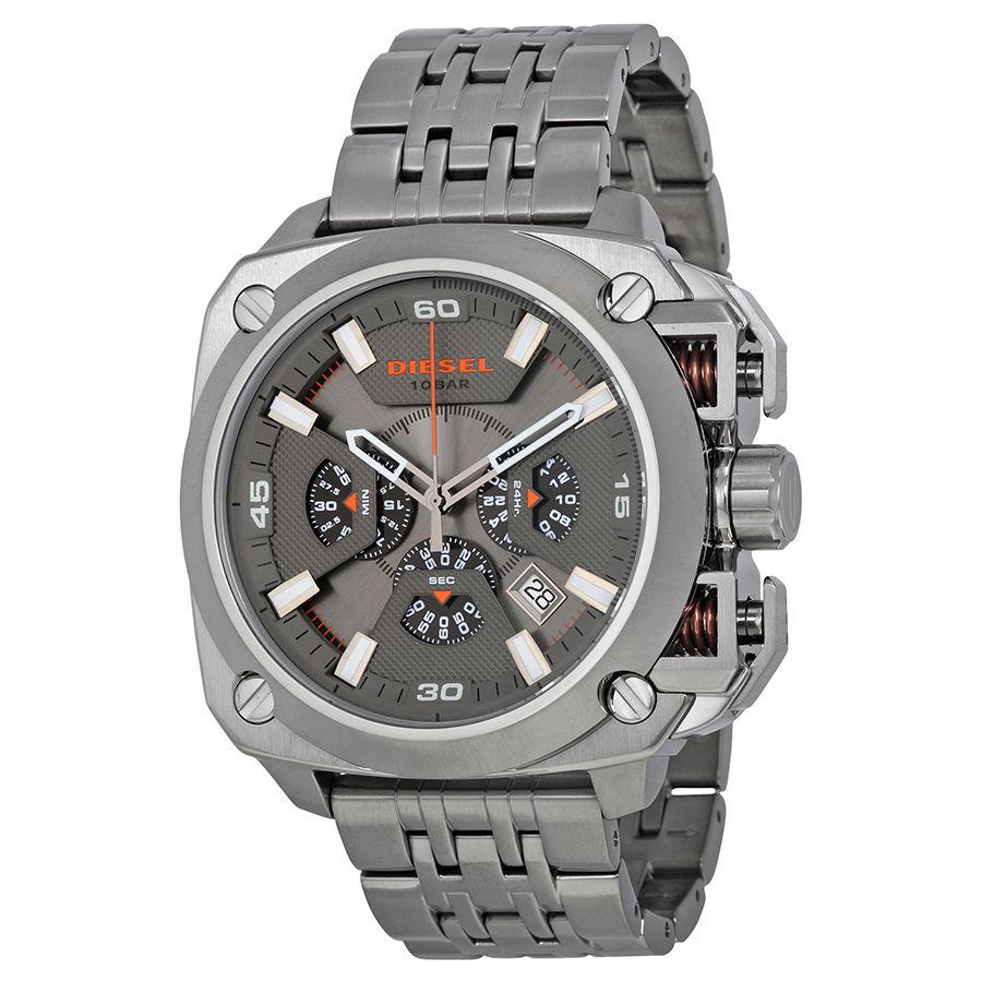 นาฬิกาผู้ชาย Diesel รุ่น DZ7344, Bamf Chronograph Men's Watch