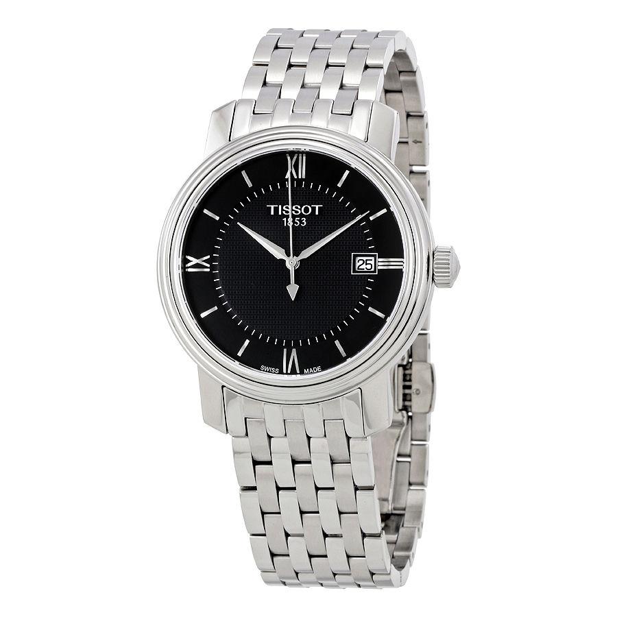นาฬิกาผู้ชาย Tissot รุ่น T0974101105800, BRIDGEPORT