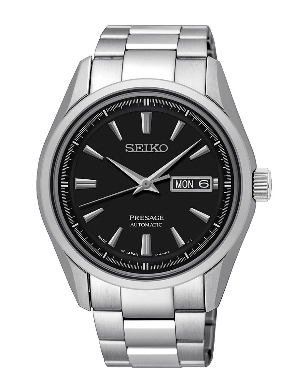 นาฬิกาผู้ชาย Seiko รุ่น SRPB71J1, Presage Automatic Japan Made